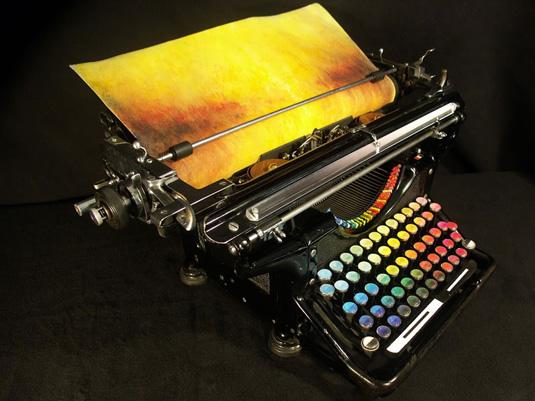 type writer 2