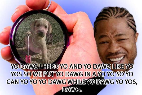 Yo Yo Dawg