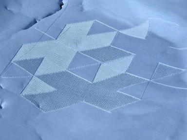 3d snow art