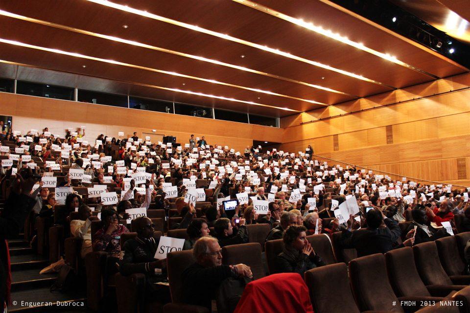 Forum Mondial des Droits de l'Homme 2013