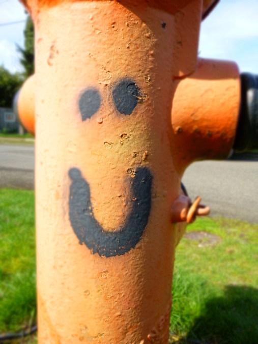 Happy Hydrant
