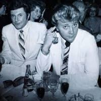 Round Table - Behind the Candelabra