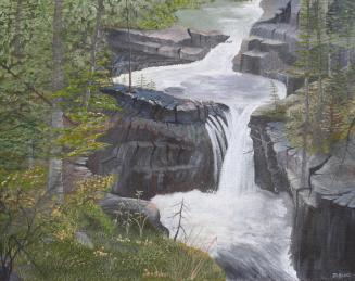 Canyon Splendor 16x20 Canvas