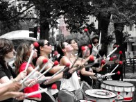 Batala in Red