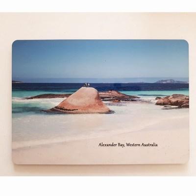 Beach Australia Alexander Bay