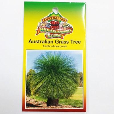 Grass tree seed