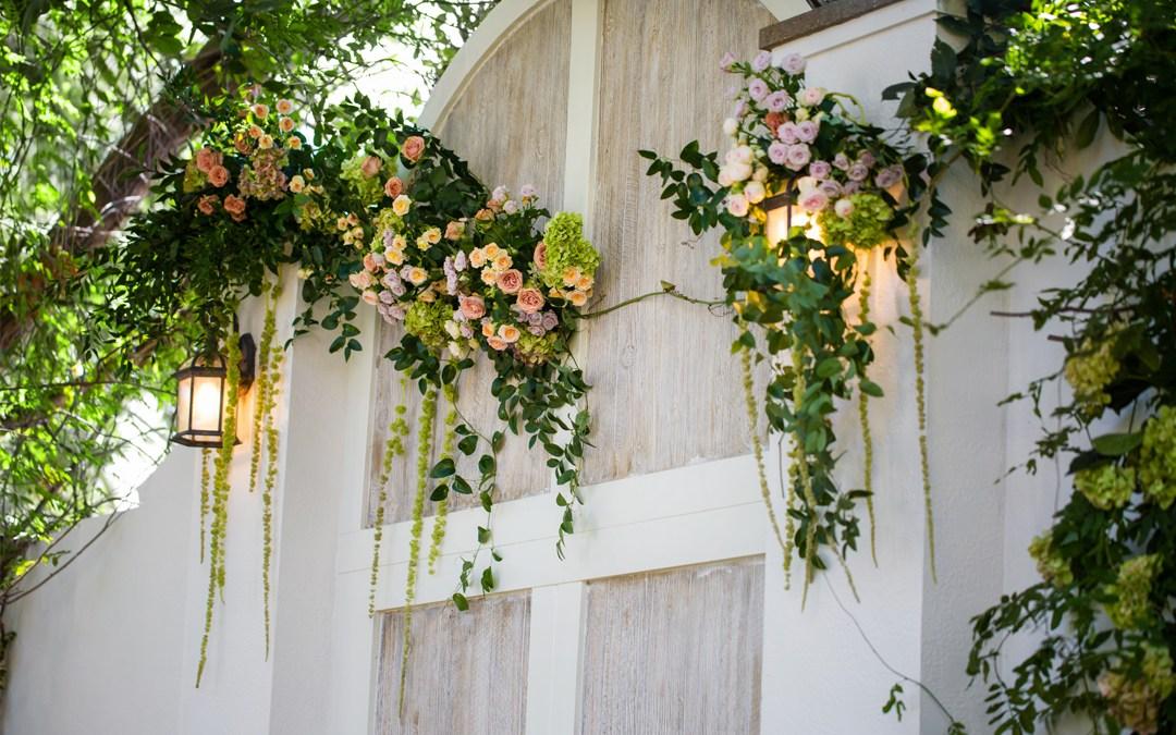 Brides of Oklahoma Editorial | Poppy's Garden at Willow Creek Mansion | Tulsa, Oklahoma