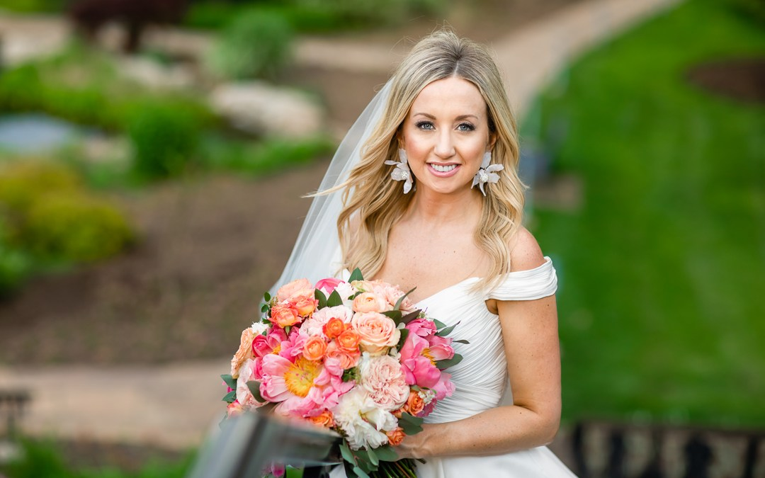 Jennifer | Philbrook Museum of Art Bridal | Tulsa, Oklahoma