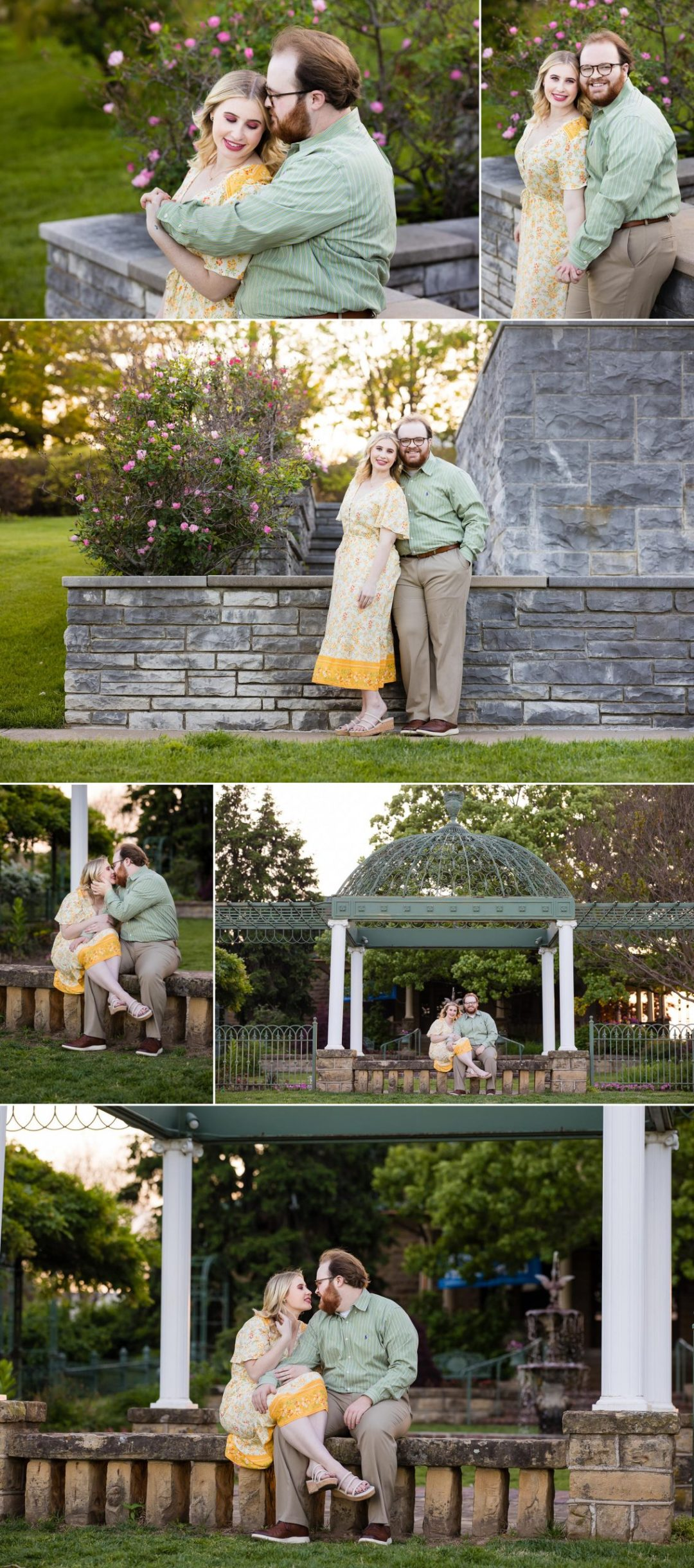 Gilcrease Museum Engagement