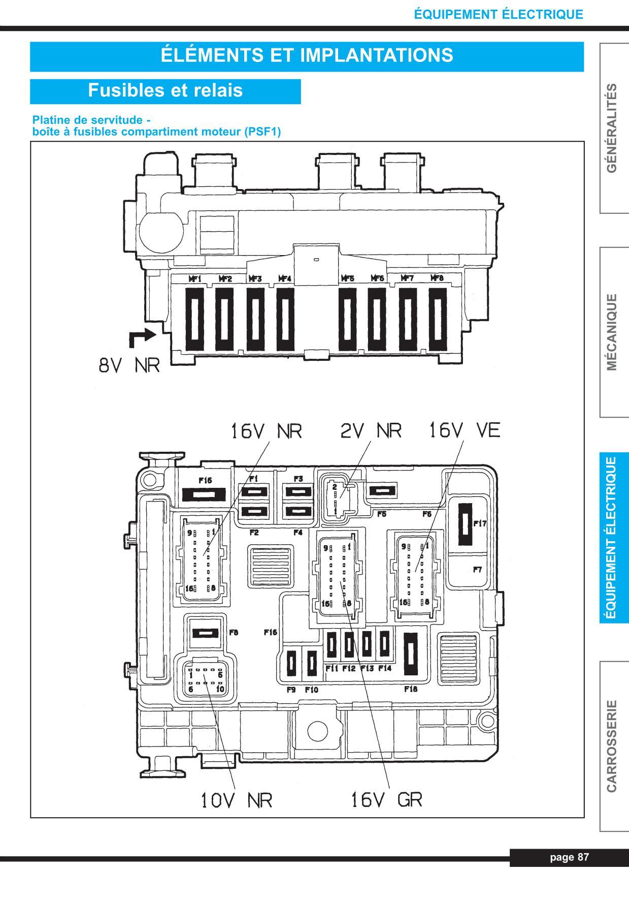 daihatsu fuel pump diagram