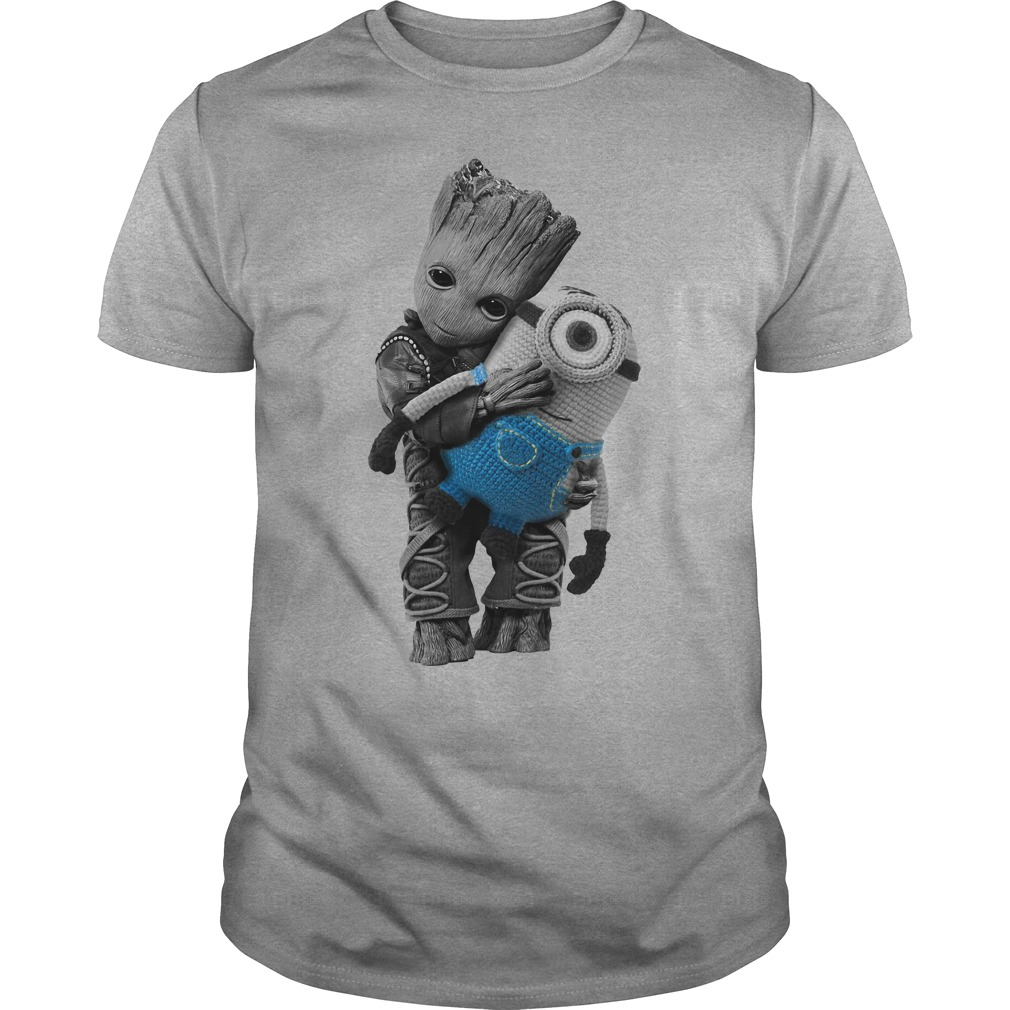 Grood and minion shirts