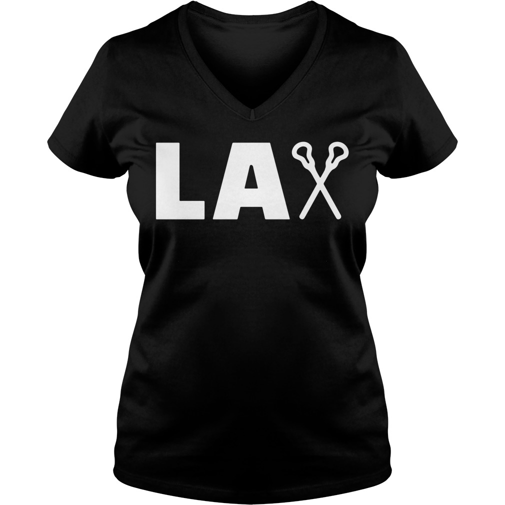 Now you can buy a Lax V-neck (New 2018)