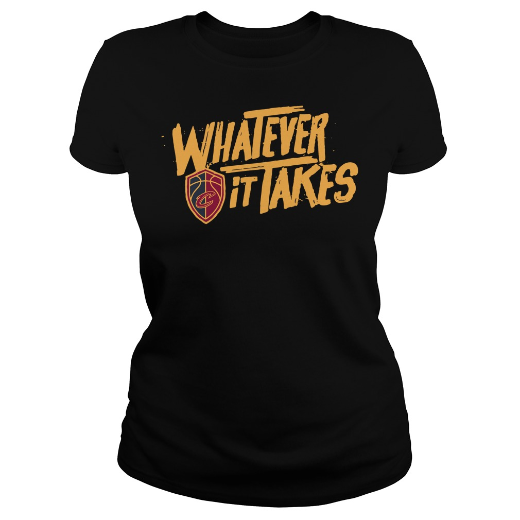 Cleveland Whatever it takes Ladies tee
