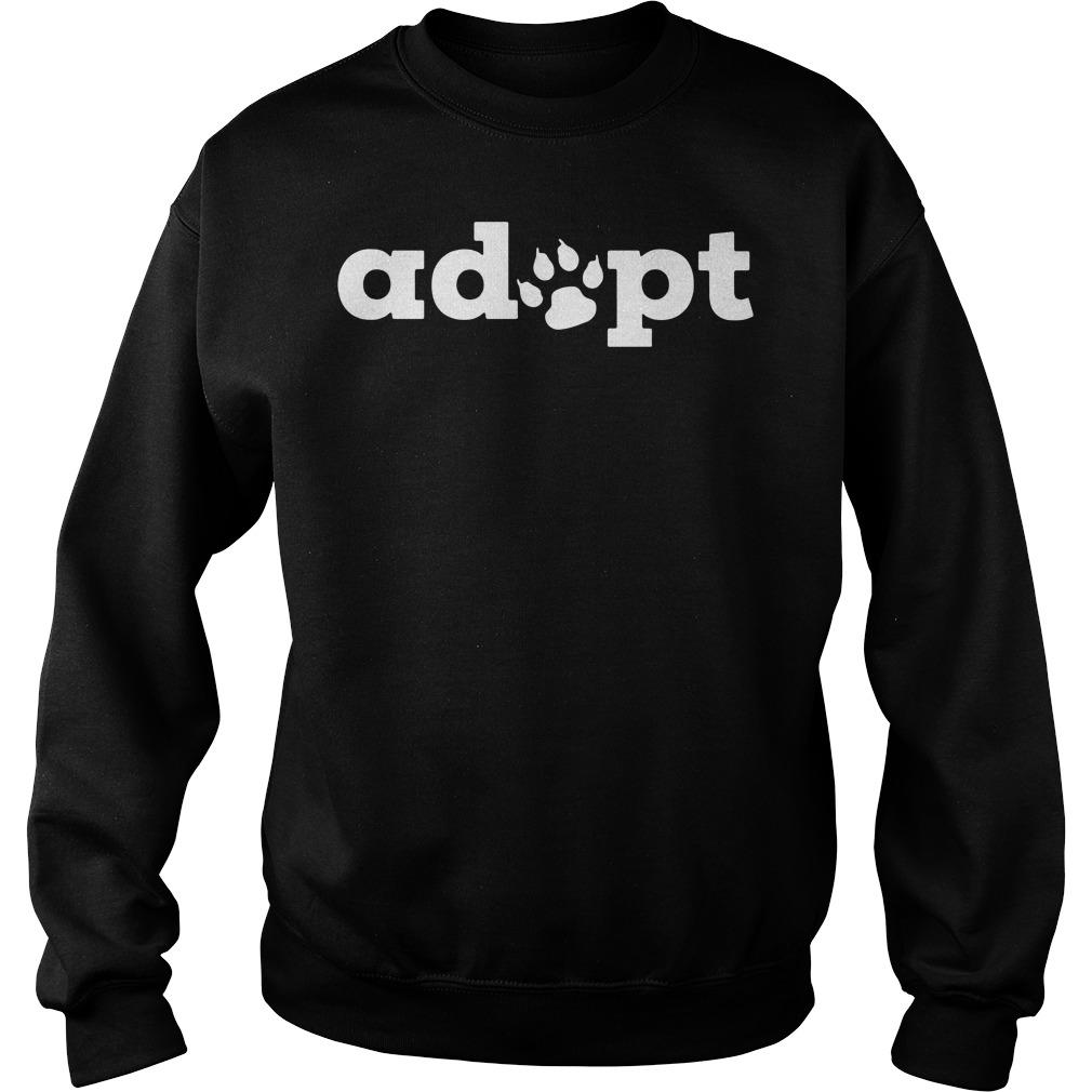 Dog adopt Sweater