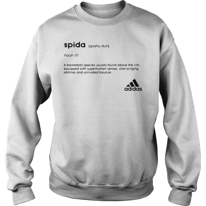 Donovan Mitchell Adidas Spida Sweater