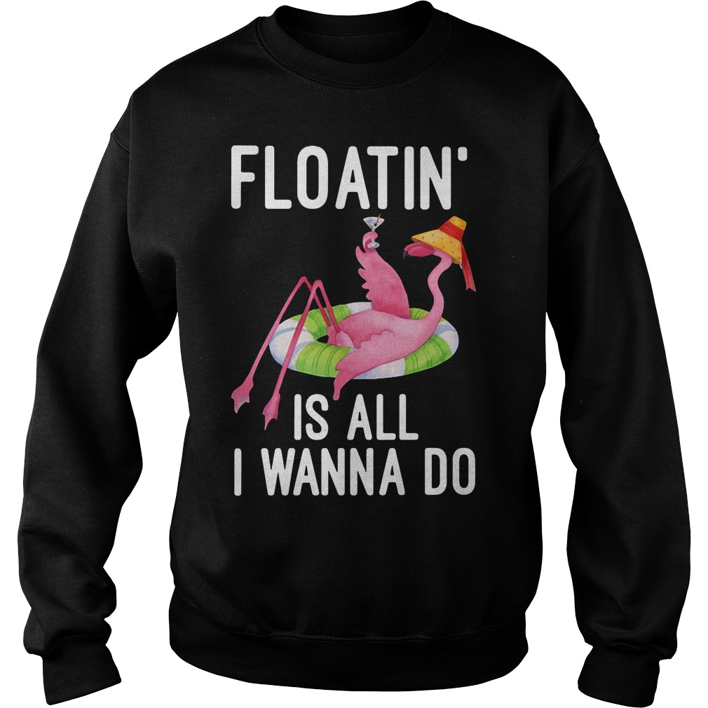 Floatin' is all I wanna do Sweater