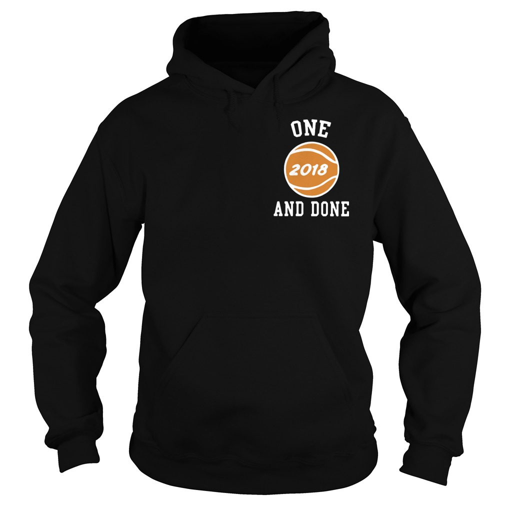 Footlocker One And Done 2018 Chicago Don C Liangelo Ball NBA draft Hoodie