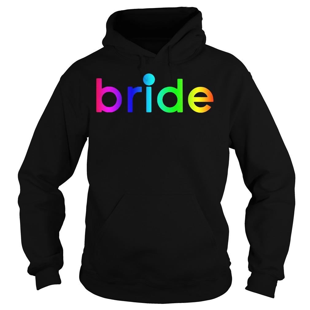 Kaley Cuoco bride LGBT Hoodie