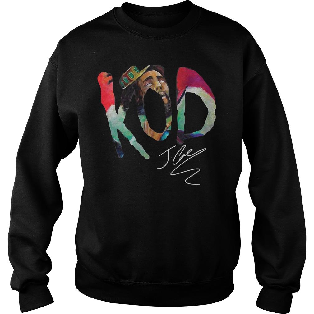 KOD J Cole Sweater