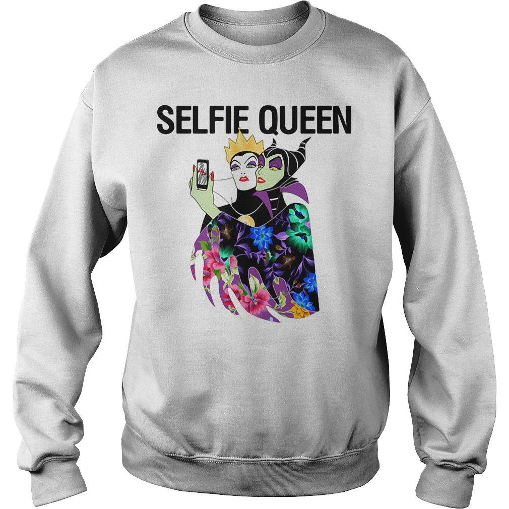 Evil Queen Selfie Sweater