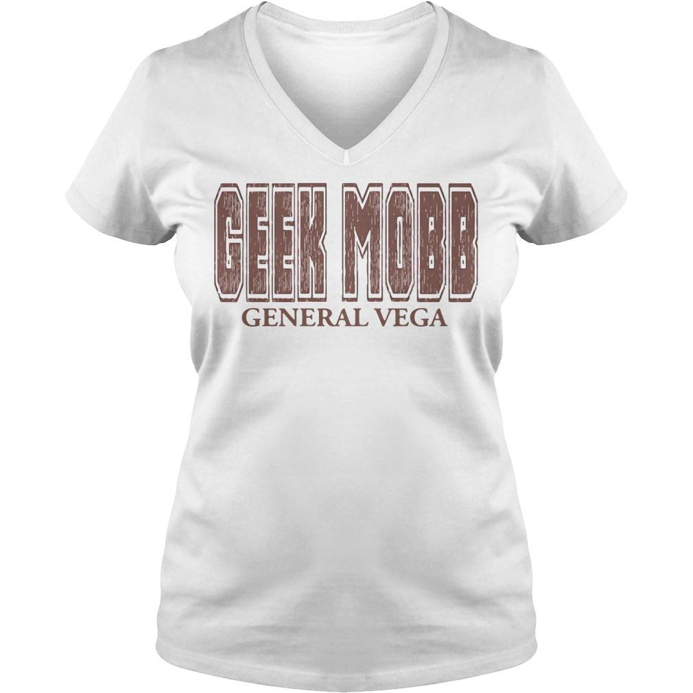 Geek Mobb General Vega V-neck
