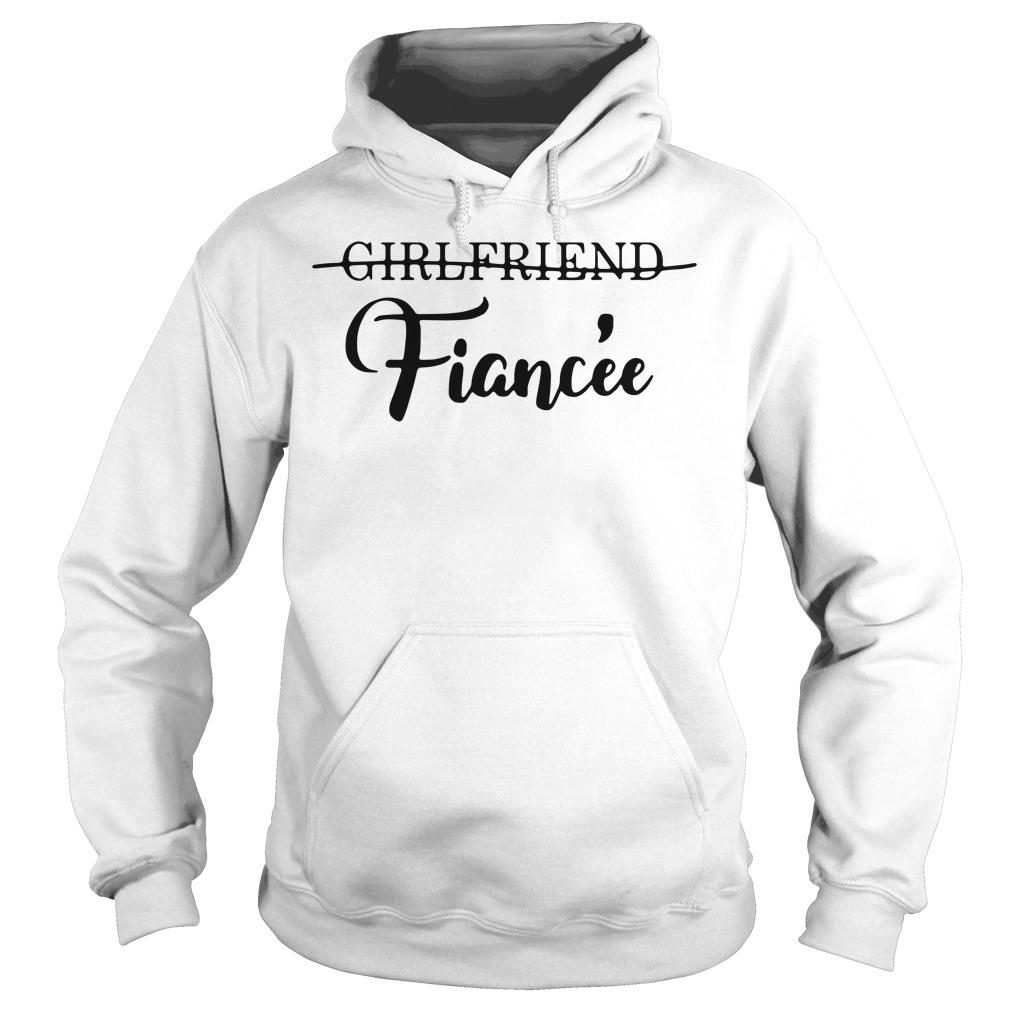 Girlfriend Fiancée Hoodie