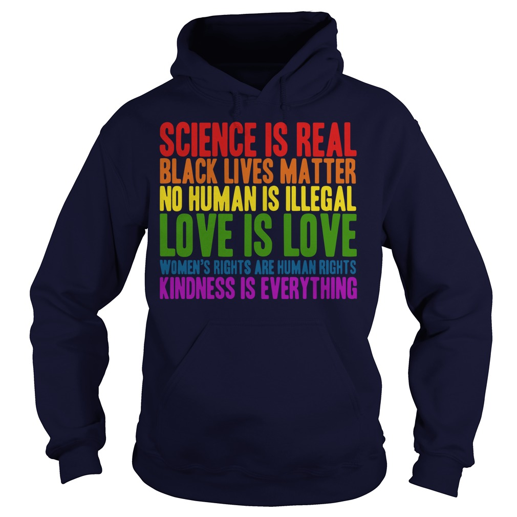 Human Right and World Truths Hoodie