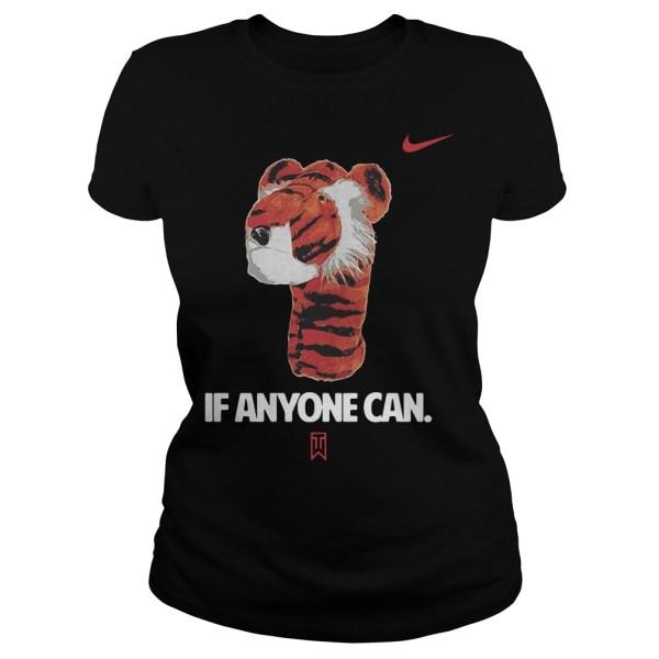 Tiger Nike Woods Shirt Hoodie