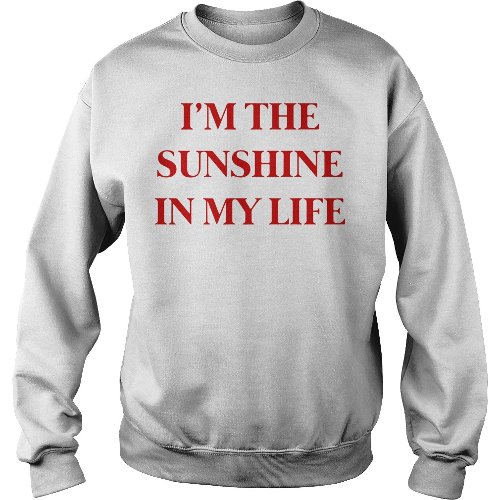 I'm The Sunshine In My Life Sweater