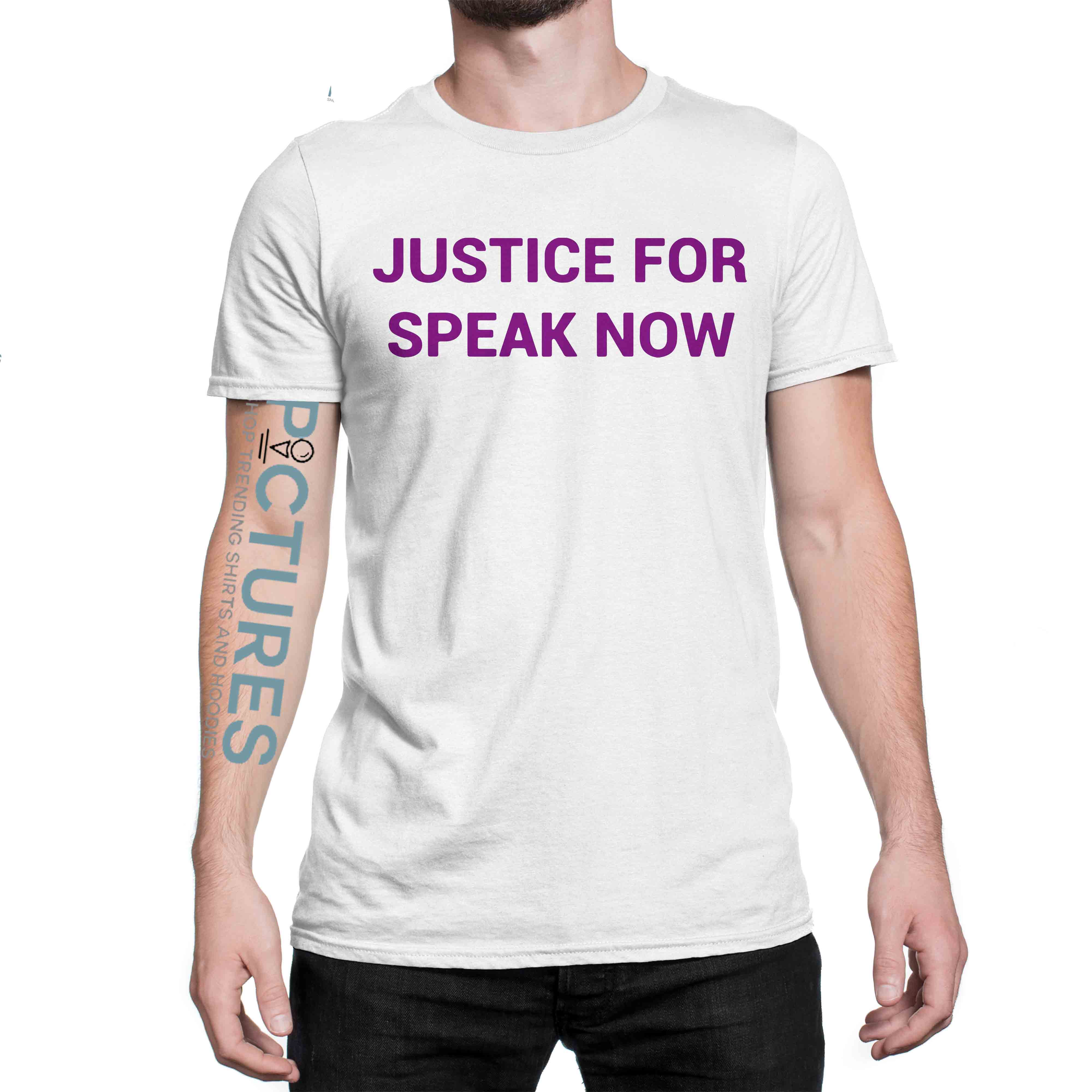 Justice For Speak Now shirt