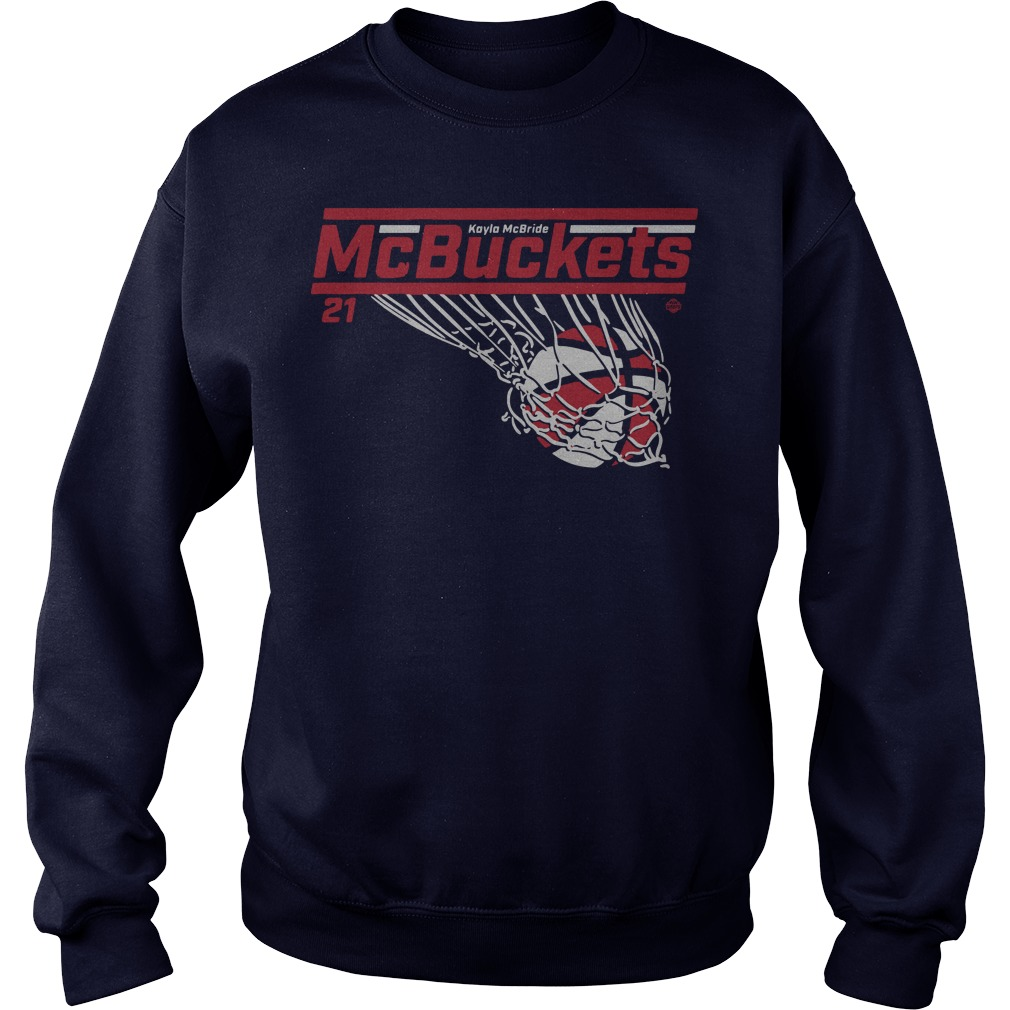 Kayla Mcbride McBuckets Sweater