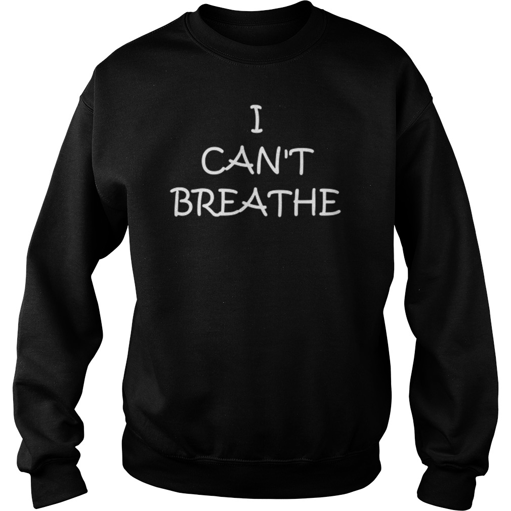 Lebron James I can't breathe Sweater