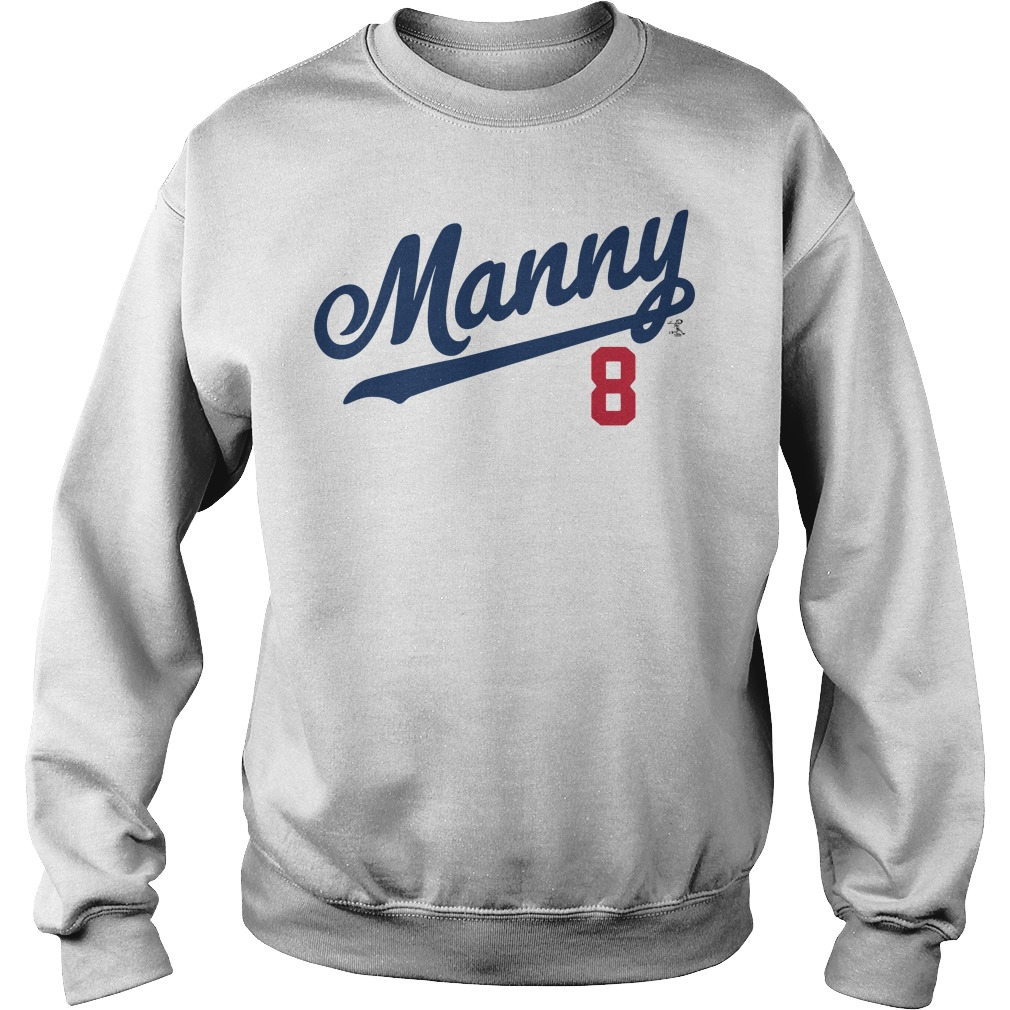 Los Angeles Manny Machado Dodgers Sweater