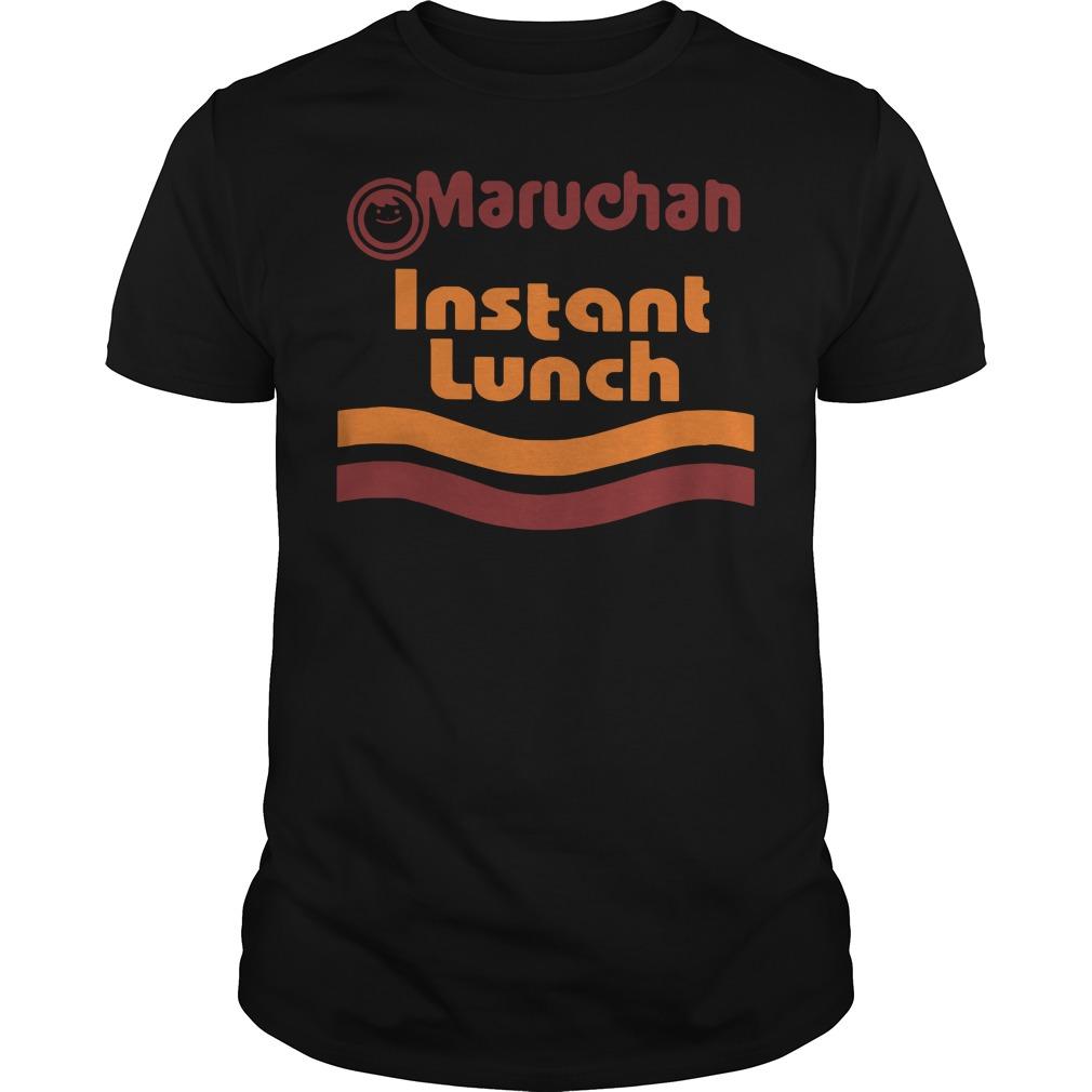 Maruchan instant lunch Guys tee