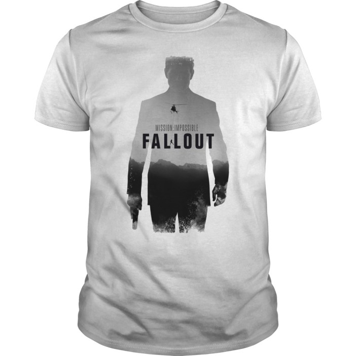Mission Impossible Fallout Guys tee