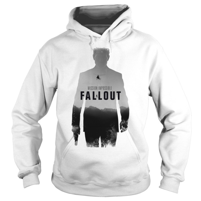 Mission Impossible Fallout Hoodie