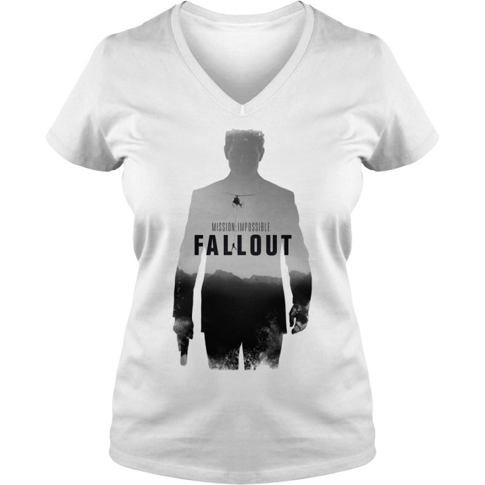 Mission Impossible Fallout V-neck