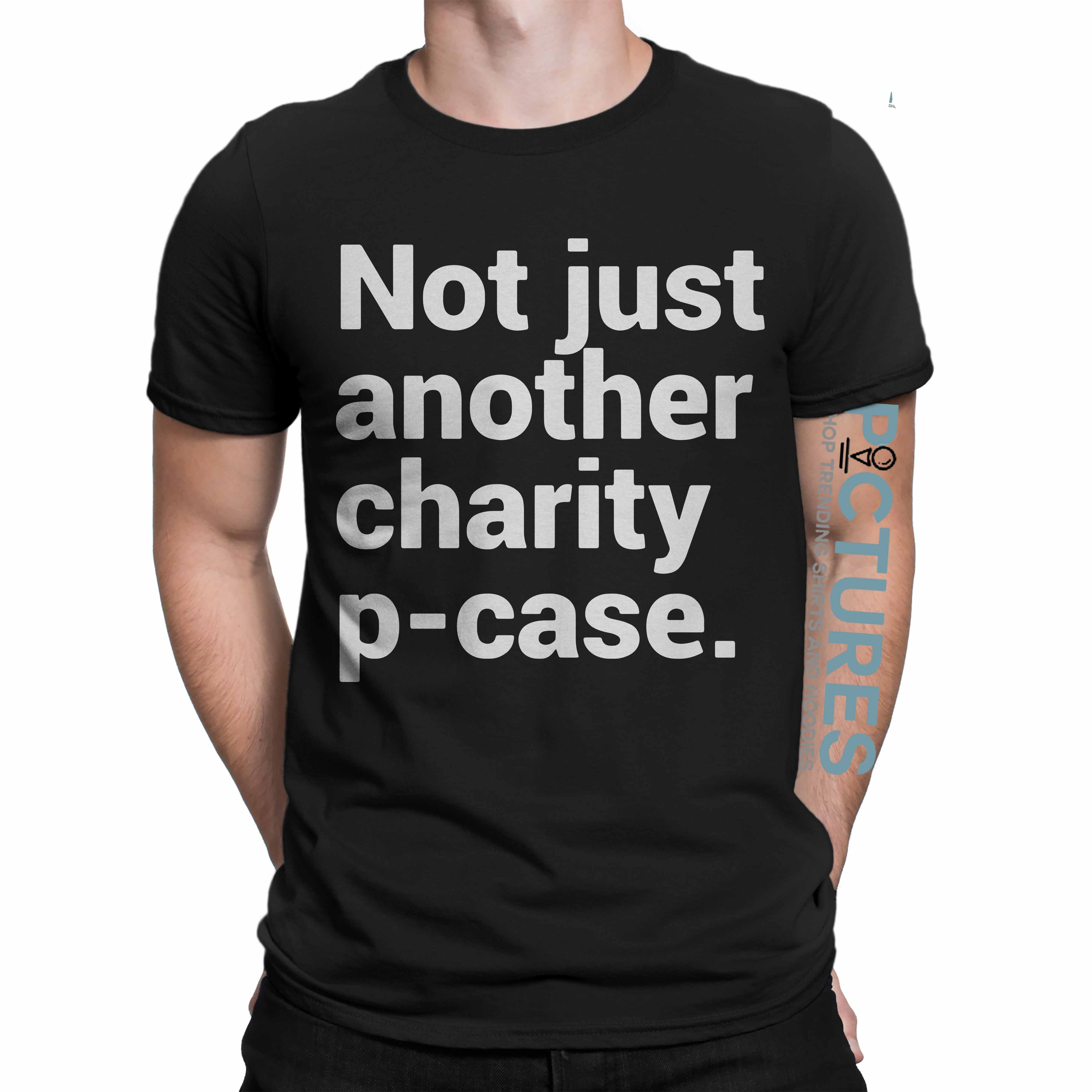 Not just another charity tee shirt