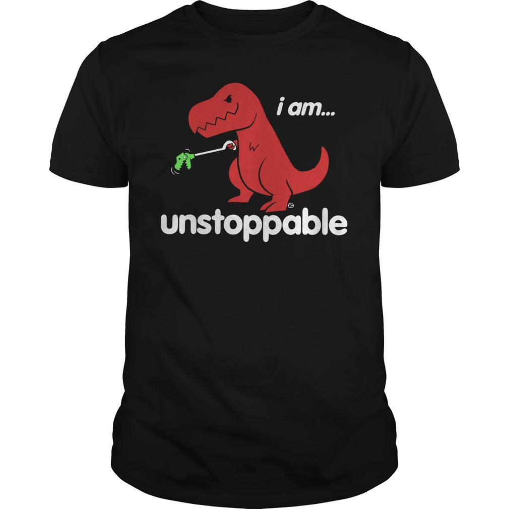 Official Unstoppable Dinosaur Guys tee