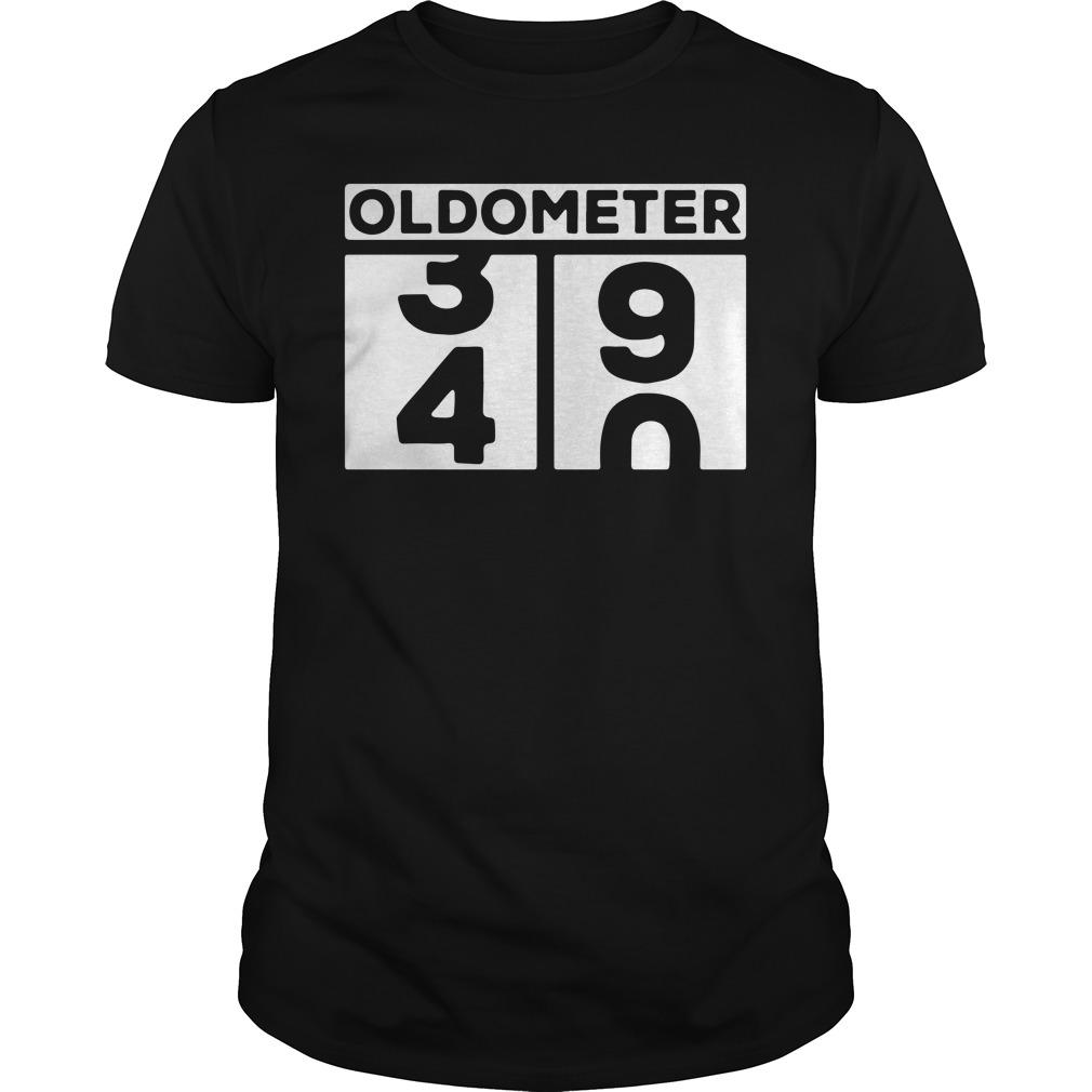 Oldometer 34 90 Guys tee