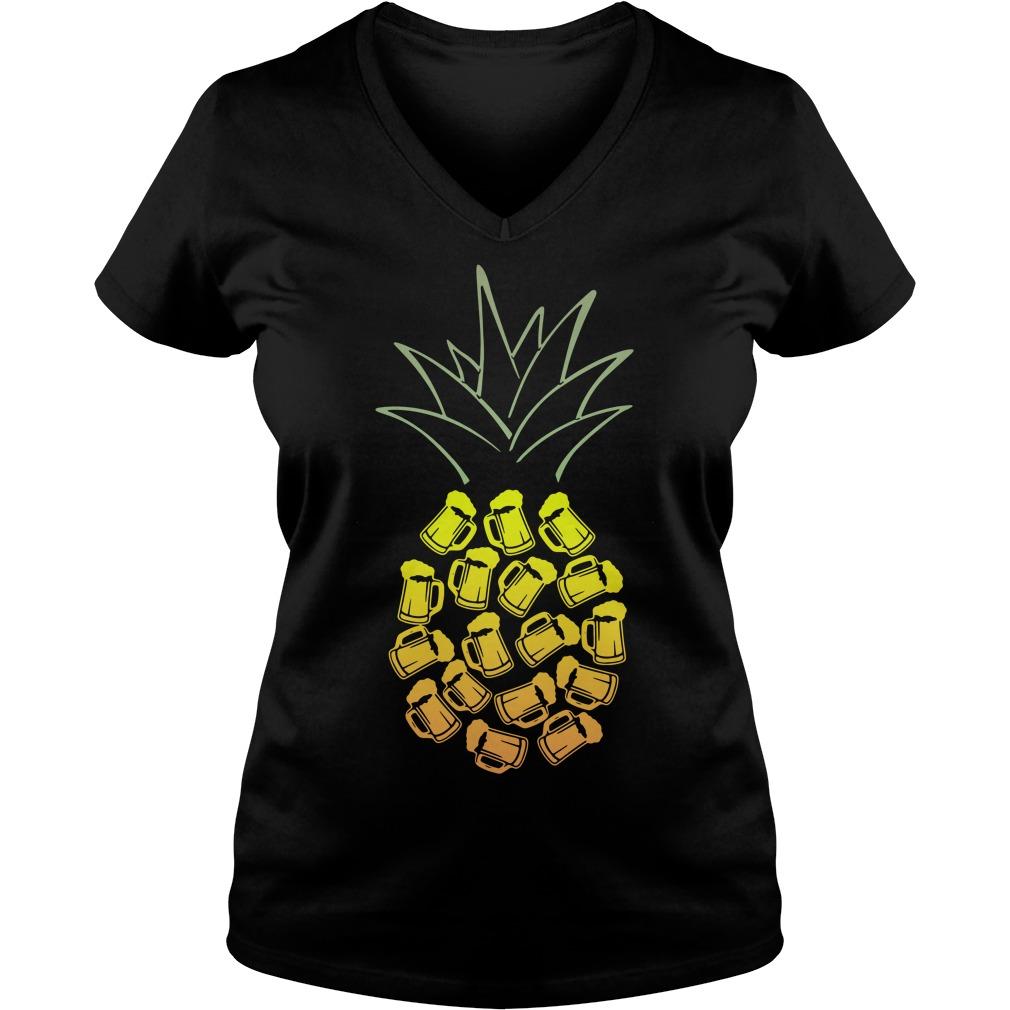 Pineapple Beer V-neck