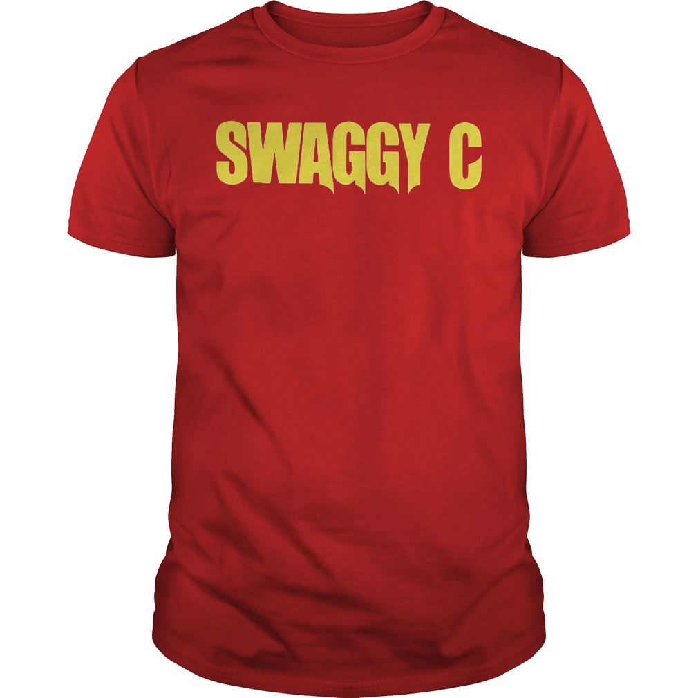 Swaggy C Guys tee