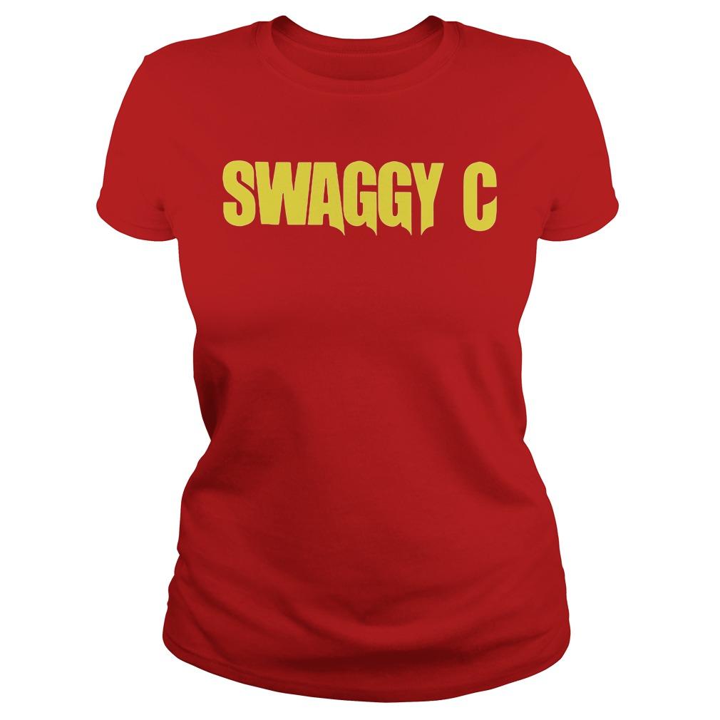 Swaggy C Ladies tee