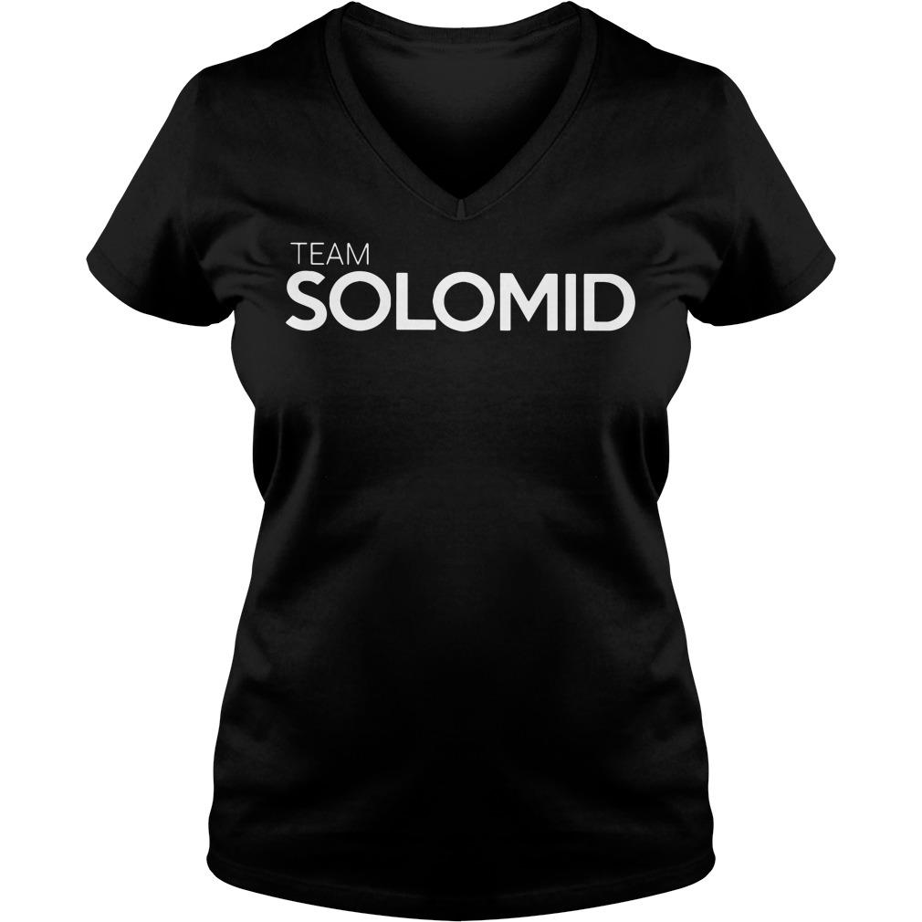 Team Solomid V-neck