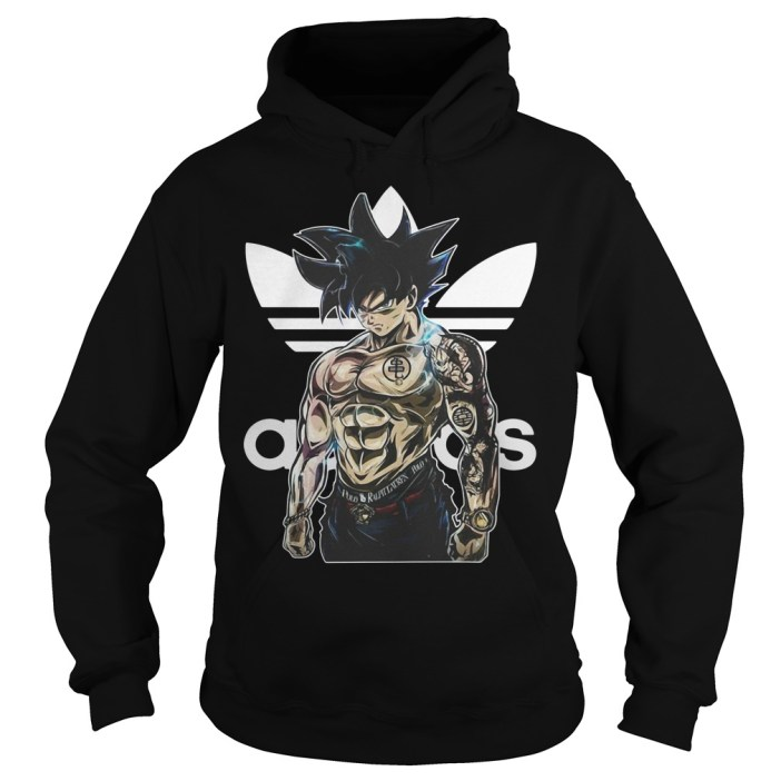 Adidas Dragon Ball Super Hoodie