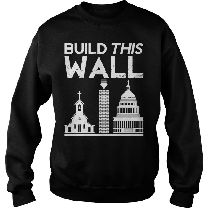 Build This Wall Sweater