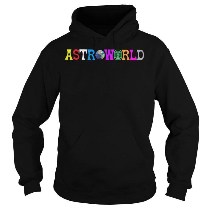 Travis Scott AstroWorld Hoodie