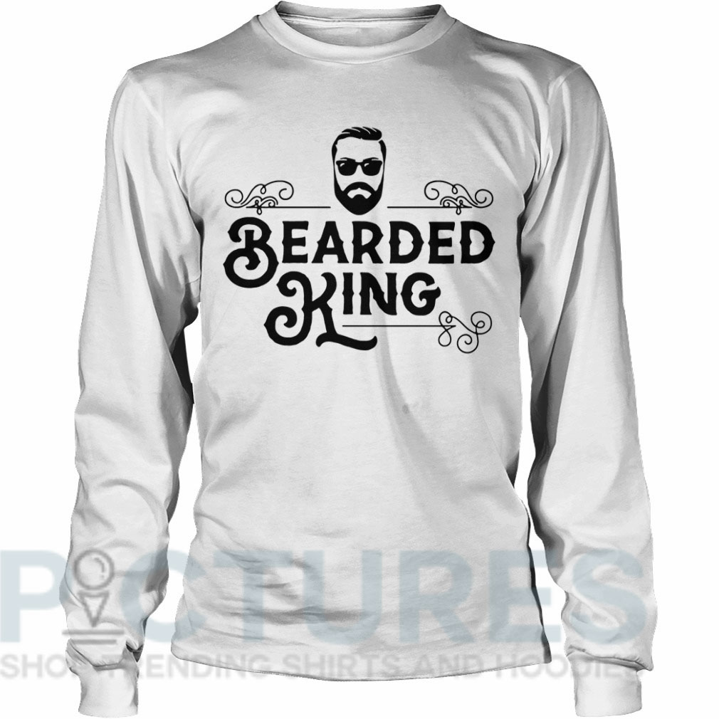Bearded king Long sleeve