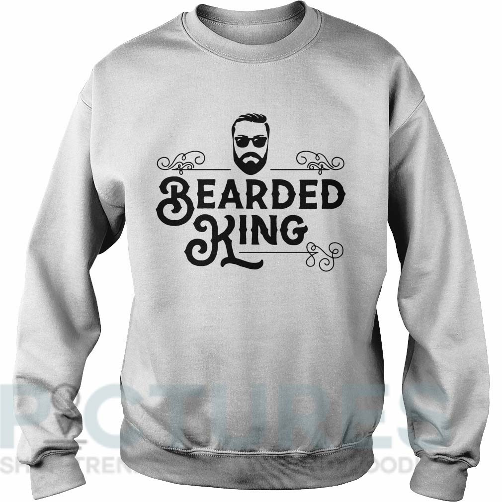 Bearded king Sweater