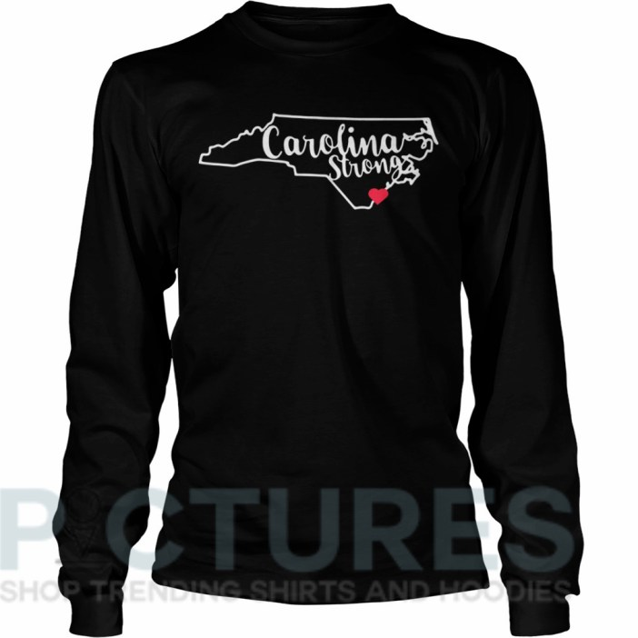 Carolina strong Long sleeve
